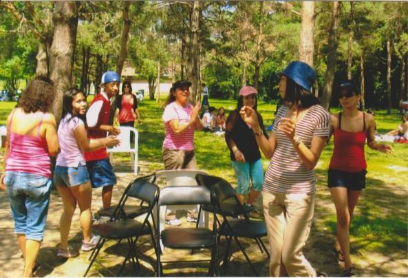 2008 Earl Bales Park Summer Picnic